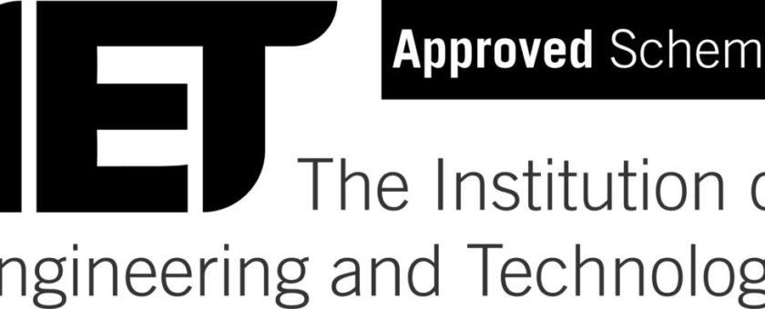 IET_APPROVED_SCHEME Logo